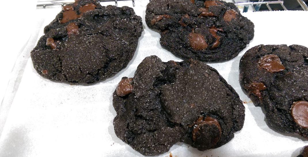Thin Mint Cookies