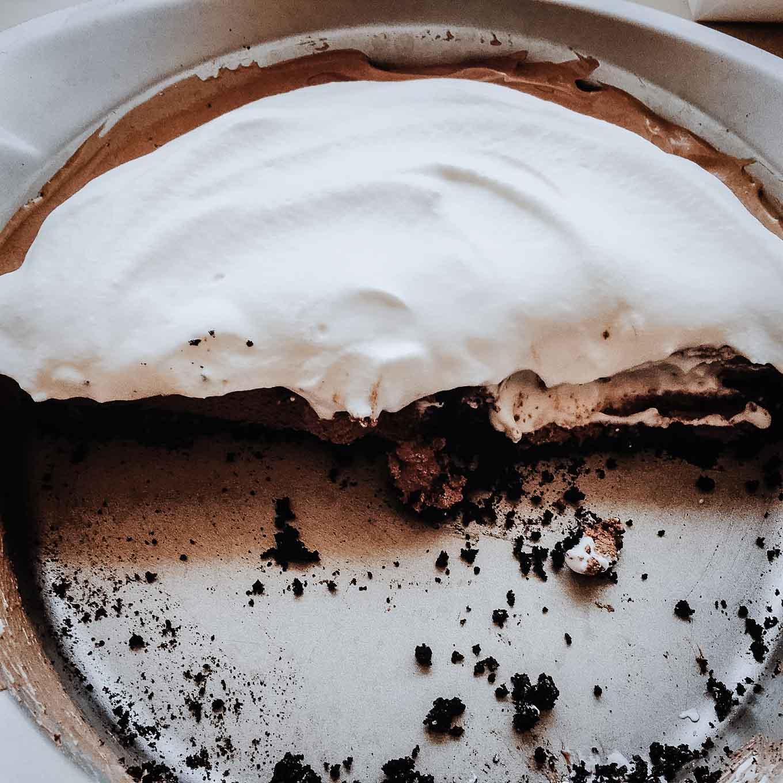 Astonishing Chocolate Silk Pie Funny Birthday Cards Online Unhofree Goldxyz
