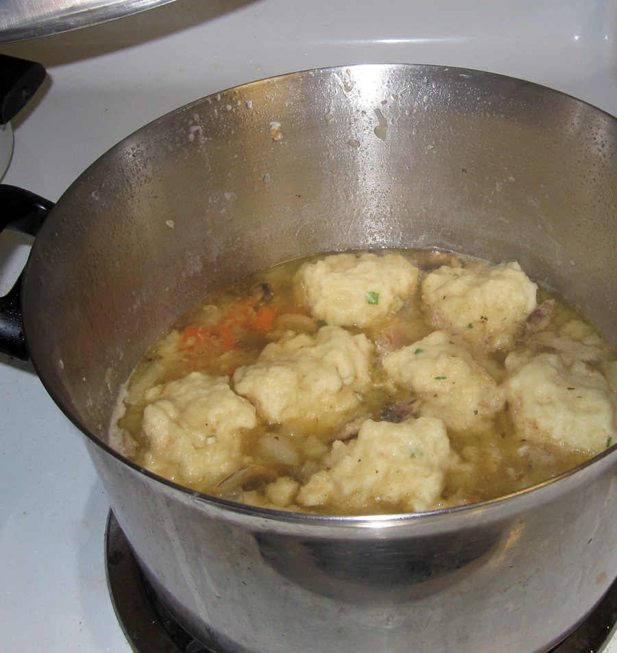 Chicken And Dumplings America S Test Kitchen